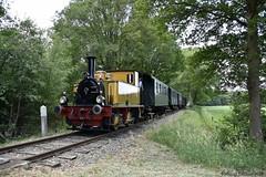 MBS-loc 5 Magda, Haaksbergen (cellique) Tags: mbs loc5 magda haaksbergen boekelo museumtrein stoomloc spoorwegen treinen eisenbahn zuge railway train