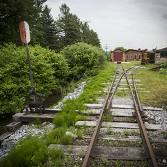 Stub Switch (trainmann1) Tags: nikon d7200 amateur handheld eastbroadtop rail railroad rails track tracks steel iron historic landmark orbisonia pa pennsylvania rockhillfurnace ebt ebtrr outside outdoors summer june 2018
