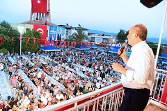CESTEPE'DE TOPLU IFTAR YEMEGI (FOTO) (Muharrem INCE) Tags: siyaset sol sosyal sosyaldemokrasi chp cumhuriyet cumhurbaskani adayi ince muharrem aydin cestepe toplu iftar politika turkey turkiye tbmm engin altay ankara