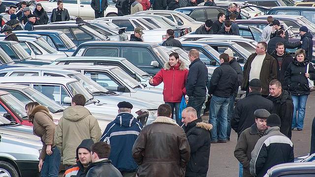 Власти отыскали способ свести нанет продажи авто срук— автоновости