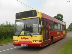 Y359 LCK (jeff.day48) Tags: y359lck 50521 dennis dart slf eastlancs spryte redrosetravel 2018quaintonrally stationroad quainton buckinghamshire