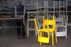 Yellow love (Jerzy Durczak) Tags: chairs