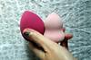 Primark beauty sponges (House Of Secrets Incorporated) Tags: sponge applicator makeup beauty cosmetics primark beautysponge blog blogger blogging kittensandsteamblogspotcom instagramkittensandsteam twitterhildebcm belgianblogger