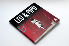 "Livre Leo & Pipo, ""Papier-Fantôme"" (Leo & Pipo) Tags: leo pipo paris street art streetart papierfantôme papier urban urbain paste couverture affiche poster livre opus délits critères pasteup wheatpaste retro vintage cover book paper cut ville city sticker stencil graffiti france french collage tag affichage artwork colle text sign leopipo éditions"