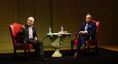 2018.06.06 Library of Congress Mythology Tour, Conversation with Andre Aciman, Washington, DC USA 02847