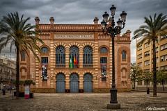 Teatro Falla, Cádiz (ton21lakers) Tags: teatro falla cadiz andalucia españa canon tamron toño escandon edificios farolas cielo arquitectura ciudad