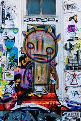 **** (justingreen19) Tags: 2017 bricklane east london shoreditch spock street art character city eastlondon graffiti justingreen19 mural olddoor publicart sidedoor streetart urban whitechapel