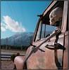 Today everybody is driving_Hasselblad (ksadjina) Tags: 6x6 austria c41 carlzeissdistagon40mmf14 hasselblad500cm kodakportra160 nikonsupercoolscan9000ed oiler69 oldtimer silvester tyrol analog film