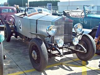 485 Rolls Royce 20:25 (Sluggard Special replica) (1930)