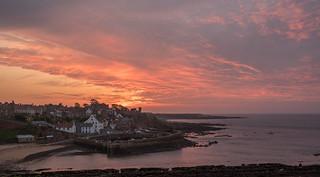Crail sunrise