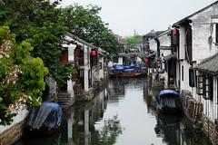 Zhou Zhuang Water Town (lhongchou's photography) Tags: suzhou jiangsu jiangnan china xt1 fuji fujifilm fuji1855f284