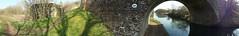 2018 02 24 012-a KA mostly panos (Mark Baker.) Tags: 2018 avon baker benham berkshire eu europe february kennet kennetandavon lock mark newbury bridge britain british canal day england english european footbridge gb great kingdom outdoor panorama panoramic photo photograph picsmark rural uk union united view winter