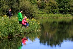 Fishing - Chase Water