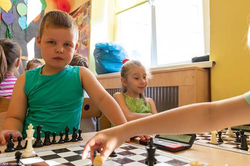 X Szachowe Mistrzostwa Przedszkola Miejskiego Nr 6-31