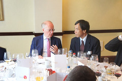 07-06-2018 Exclusive Luncheon with Secretary of State Pieter De Crem - DSC08999