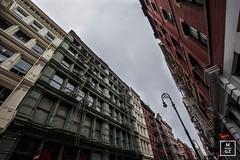 Soho Architecture (Milena Gz) Tags: 2018 newyork printemps spring soho manhattan urban city ville buildings castiron architecture cloud cloudy