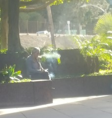 exhale (if you insist) Tags: smoking smoker addict exhale nicotine candid cigarette female