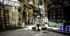 DSCF6515 (Steve Daggar) Tags: vietnam vietnamese hanoi travel street candid portrait asia