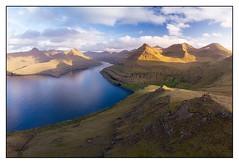 Funningur Fjord (shaunyoung365) Tags: faroe funningur eysturoy drone dji landscape pano