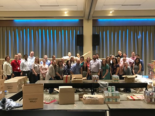 Cargill Packing Event 6/5/18