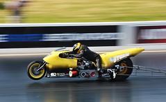 Storm_0598 (Fast an' Bulbous) Tags: dragbike bike motorcycle fast speed power acceleration motorsport santa pod nikon biker outdoor d7100 gimp