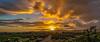 Sunset from Poipu (Thanks for 1.2 million views) Tags: hawaii poipu sunset water kauai