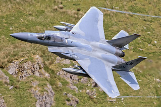 USAF F-15C, 'Grim Reapers', LFA7, June 2018