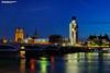 Big Ben (QEII tower) and Parliament (Nigel Blake, 16 MILLION views! Many thanks!) Tags: big ben qeii tower parliament bigben westminsterbridge thethames night nigelblakephotography nigelblake