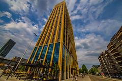 Eindhoven2018_064 (schulzharri) Tags: eindhoven holland niederlande dutch netherlands europa europe travel building gebäude haus city scyscraper hochhaus