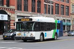 Centro Bus (So Cal Metro) Tags: newflyer d30lf centro bus metro transit syracuse newyork upstate