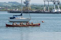 Saltash Regatta 2018 K1__6330.jpg (screwdriver222) Tags: gig saltash rowers pentax river k1 rapparee rivertamar hdpentaxdfa70200mmf28eddcaw saltashregatta cornwall oars boats england unitedkingdom gb pilotgig