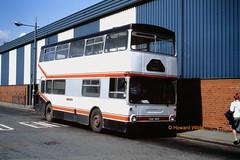 Connor and Graham, Easington KUC 915P (SelmerOrSelnec) Tags: connorandgraham easington daimler fleetline mcw kuc915p hull kingstonuponhull westernscottish londontransport dms bus