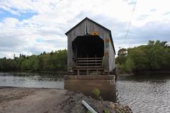 Starkey Covered Bridge- Codys, New Brunswick (Craigford) Tags: codys newbrunswick canada bridge coveredbridge