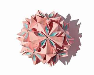 Cherry blossom ball
