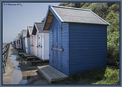 Beach huts-Cromer_DSC0818 (dark-dave) Tags: beachhuts cromer norfolk england coast coastal