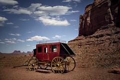 Tomorrow Hopes (karenhunnicutt) Tags: gouldingslodge monumentvalley arizona johnford johnwayne westerns americancowboy wildwest stagecoach movies karenhunnicuttphotographycom
