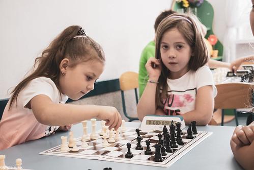 VIII Turniej Szachowy o Mistrzostwo Przedszkola Wesoła Piątka (1 of 78)