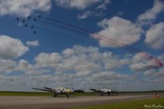 La Patrouille de France (pontfire) Tags: la patrouille de france meeting aérien base aérienne 105 devreux