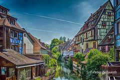 Colmar, Alsace, France (Peter Beljaards) Tags: nikon2485mmf3545 frankrijk france alsace colmar