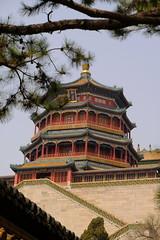 XE3F0744 - Yiheyuan  - Palacio de Verano - Summer Palace (Enrique Romero G) Tags: palaciodeverano summerpalace palacio verano summer palace yiheyuan pekín beijing china fujixe3 fujinon18135
