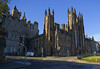 Market Street / Bank Street / The Mound, Edimburgo (Miguel Mora Hdez.) Tags: arquitectura edificio monumento edimburgo edinburgh escocia scotland