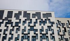 D4 WU Wien (mcorreiacampos) Tags: wien österreich architektur austria vienna architecture wu campus geometrie contemporaryarchitecture zeitgenössischearchitektur nurderschönheitwegen youshouldbettereatarchitecture