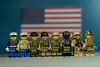 Happy Memorial Day! (Executive Bricks) Tags: memorial day nikon d3300 dslr citizenbrick american flag us forces