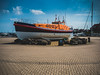 The Life Boat (Sean McCammon) Tags: hythe lifeboat rnli olympus epl8 dayout hampshire southampton boat sea seashore rescue