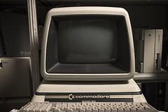 Commodore 8032SK #1982 @verdebinario #cbm #pet #commodore #design #instanerd #computer #circuit #maker #laboratory #programmable #tech #tecnology #projects #vintagecomputer #broadcasting #oldhardware #instatech #electronicscomponents (Museo dell'Informatica Funzionante) Tags: musif miai freaknet dyneorg trasformatorio