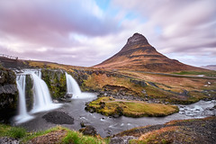 Kirkjufell Mountain, Iceland 2018