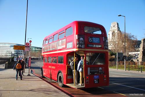 Двоповерховий автобус Лондон InterNetri United Kingdom 0280