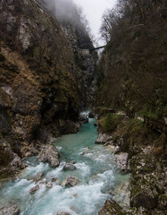 Beauty in Slovenia (Jen Ma) Tags: tolmin gorge soca valley river stream water roaring triglav national park slovenia europe travel fast country peace zen confluence turquoise