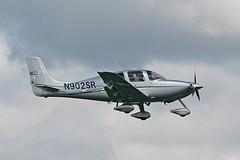 N902SR Cirrus SR22 CVT (cvtperson) Tags: n902sr cirrus sr22 coventry cvt egbe