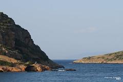 A sea passage in Aegean Sea... (Κώστας Καϊσίδης) Tags: sea seascape seaview seaside seashore seapassage aegean aegeansea greece hellas sky